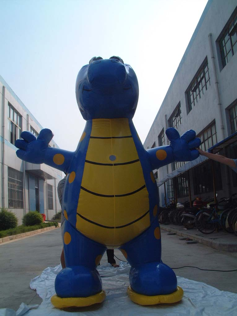 dinosaur 1020   Leader of Carcapsule   Helikite Balloon   Balloon Light   Inflatable in China