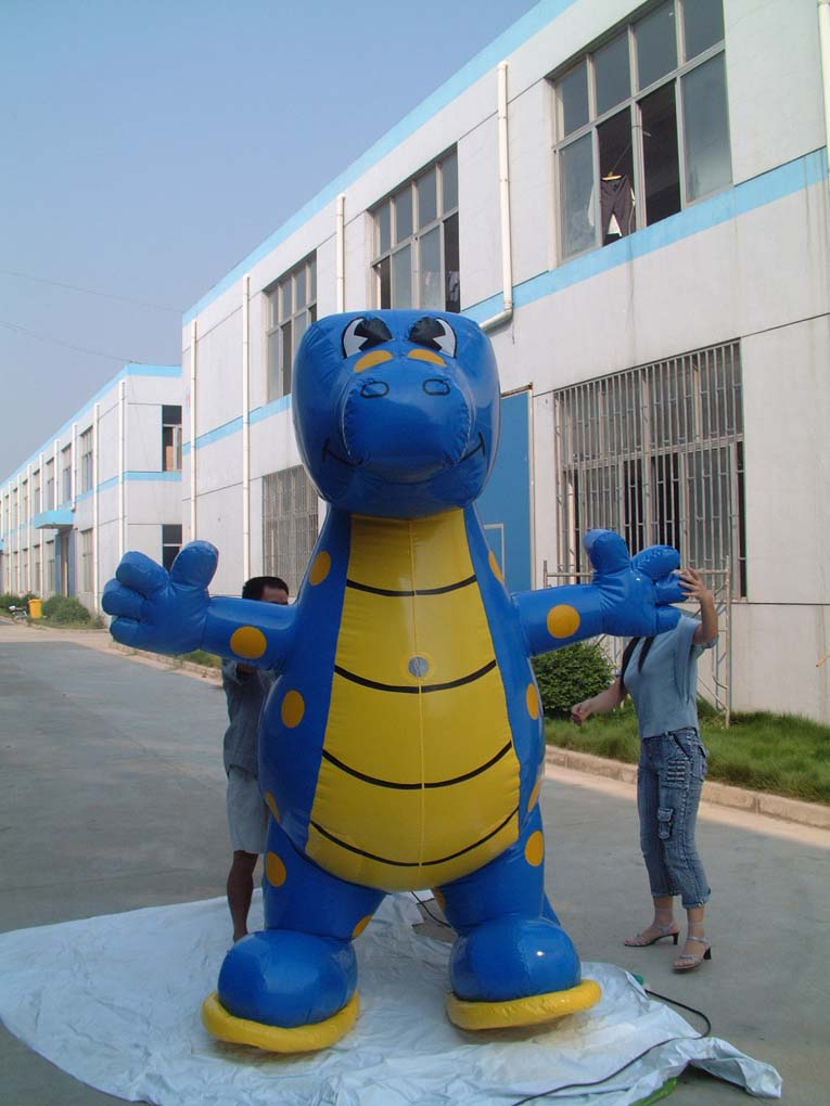 dinosaur 3 1020   Leader of Carcapsule   Helikite Balloon   Balloon Light   Inflatable in China
