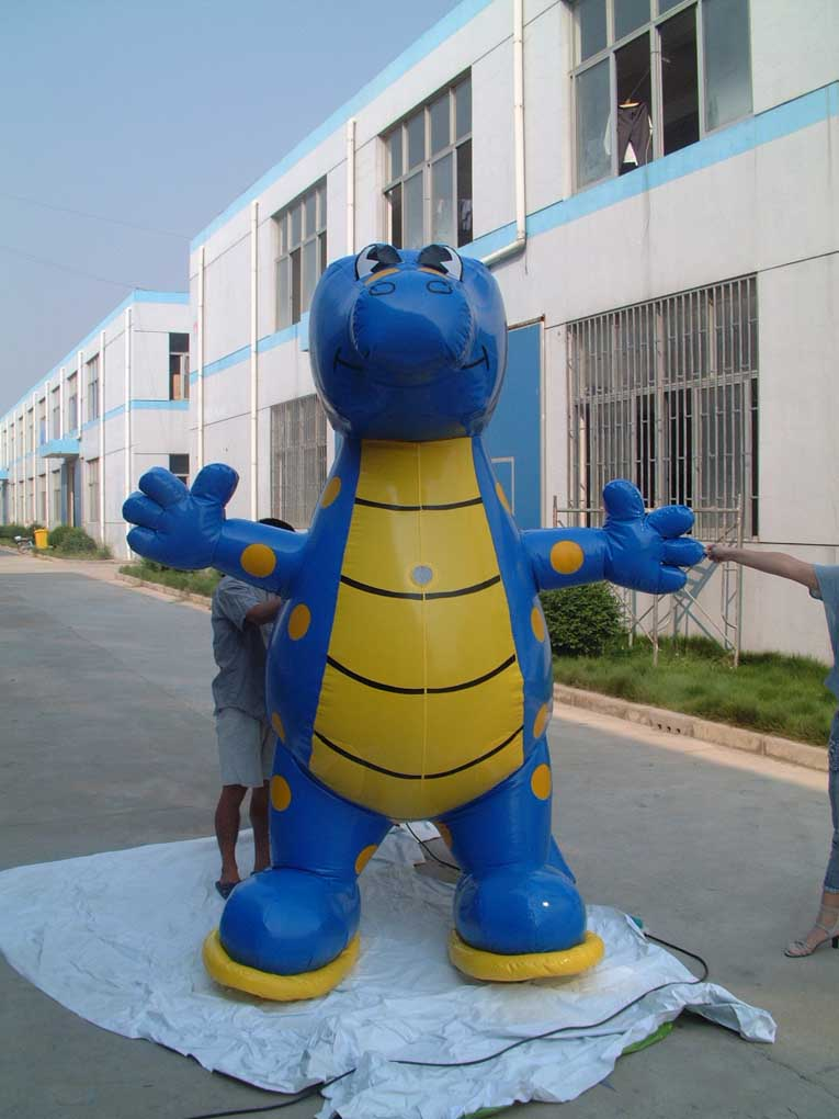 dinosaur 5 1020   Leader of Carcapsule   Helikite Balloon   Balloon Light   Inflatable in China