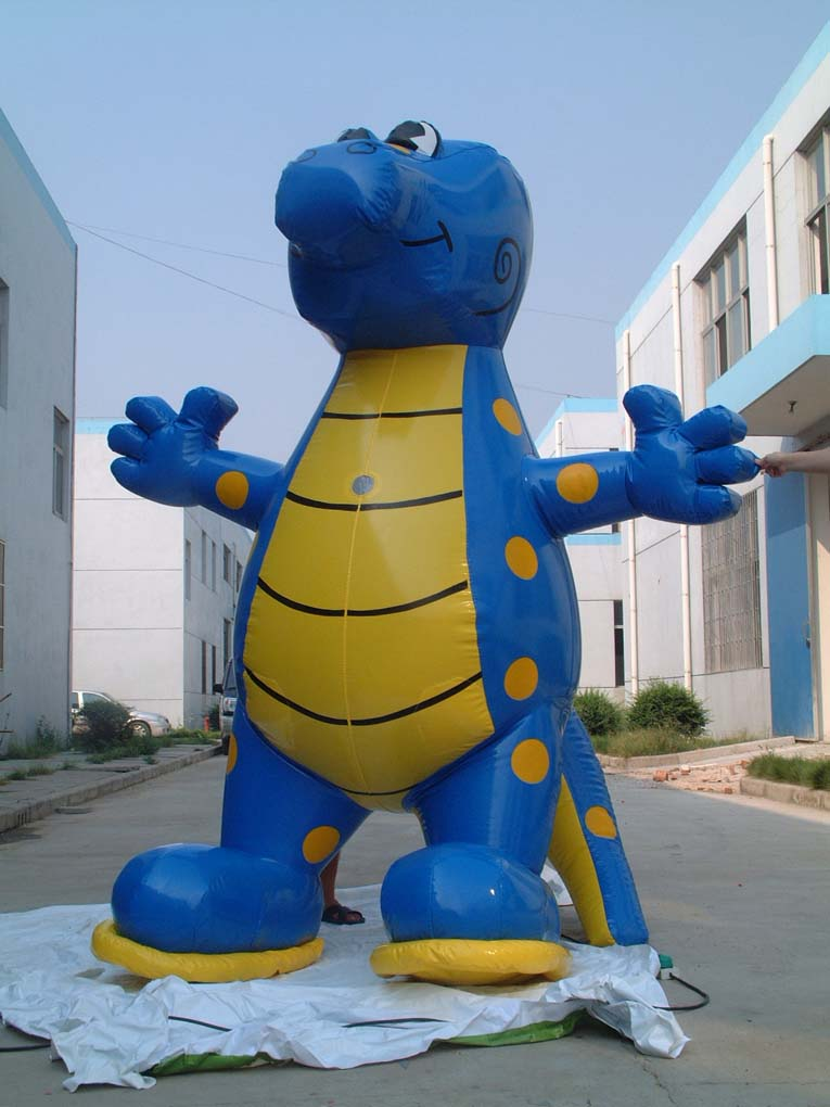 dinosaur 8 1020   Leader of Carcapsule   Helikite Balloon   Balloon Light   Inflatable in China
