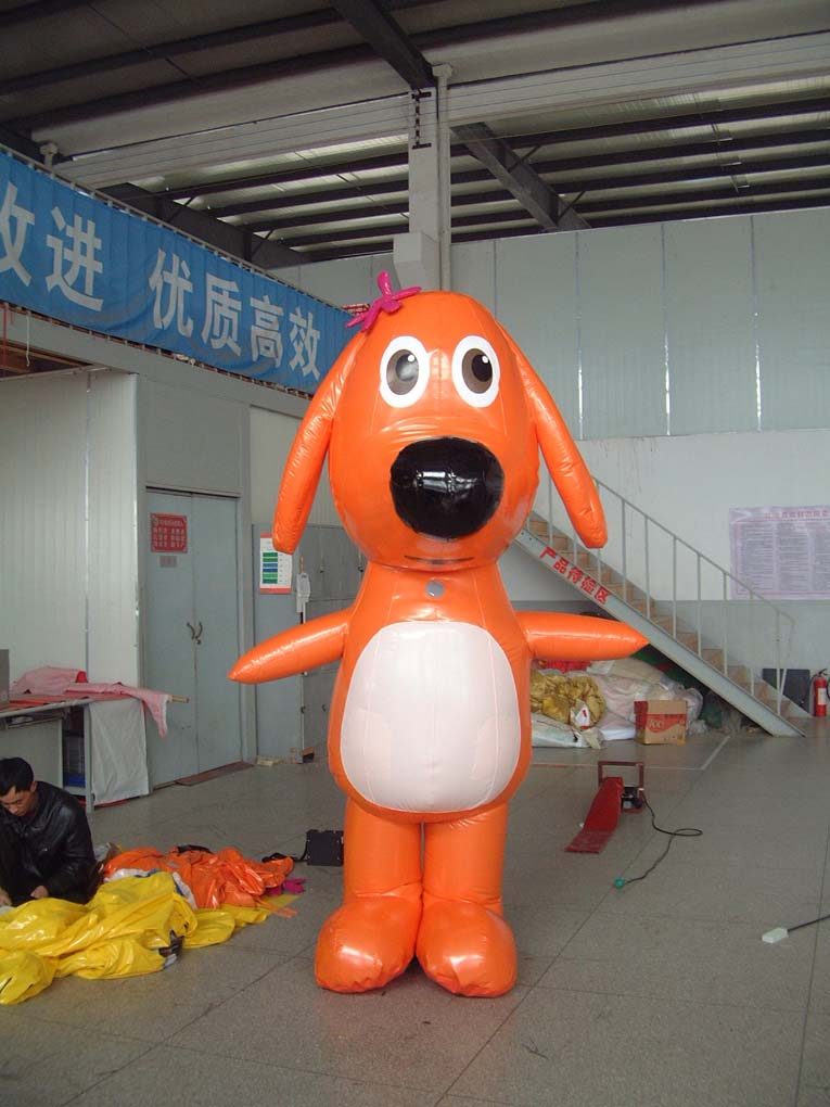 dog 1 1020   Leader of Carcapsule   Helikite Balloon   Balloon Light   Inflatable in China
