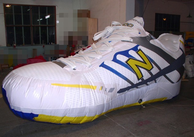 inflatable shoes3 | Leader of Carcapsule | Helikite Balloon | Balloon Light | Inflatable in China