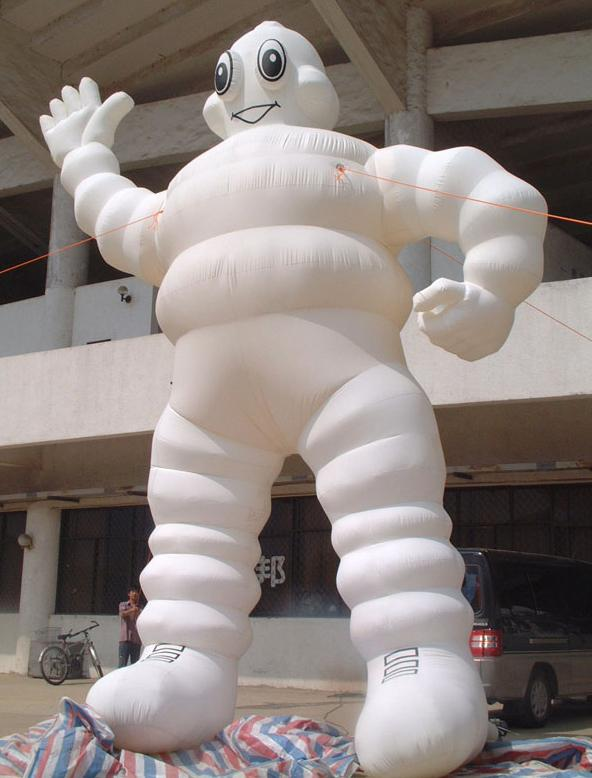 michelin   Leader of Carcapsule   Helikite Balloon   Balloon Light   Inflatable in China